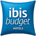 logo de l'Hôtel de Bayeux, l'IBIS Budget